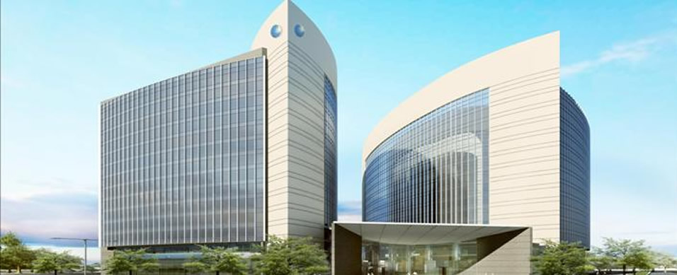 Abu Dhabi Islamic Bank HQ