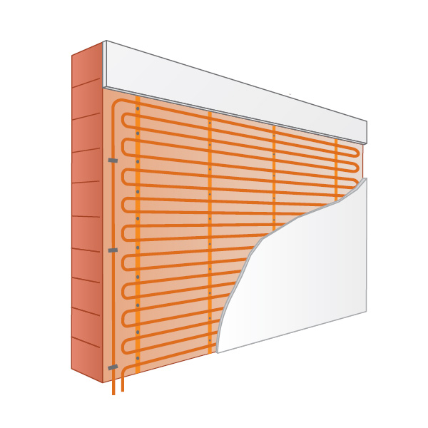 Wall Heating Non Modular Systems